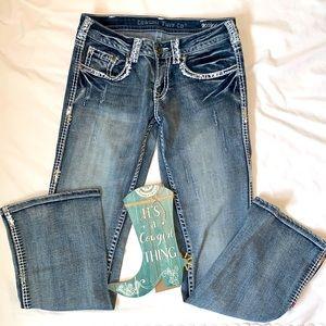 Cowgirl Tuff XOXO Jean